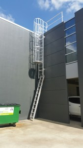 access ladder brisbane