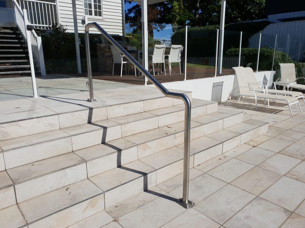 stainless steel handrail supplier brisbane